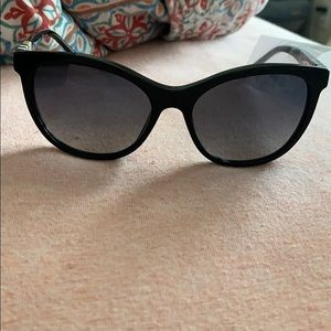 Burberry Accessories - Women's Burberry BE4199 Black/Grey Sunglasses